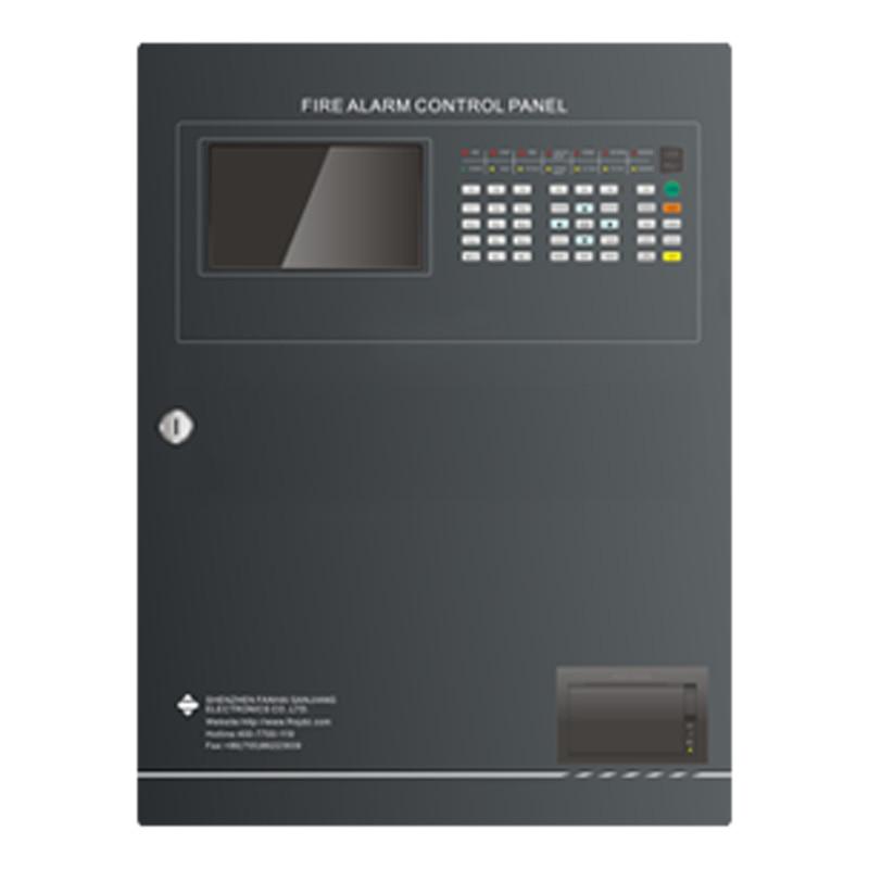 Addressable Fire font b Alarm b font Control Panel 2 loop for 648 addresses fire font