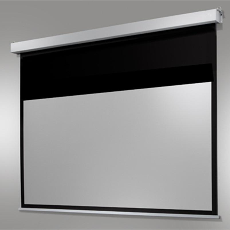 120 Home cinema electric font b screen b font motorized Electric Auto HD Projection font b