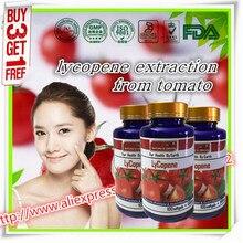 (Buy 3 Get 1 Free)LYCOPENE PROSTATE HEART IMMUNE IMMUNITY HEALTH CARE SUPPLEMENT 100 Softgel*500mg capsule