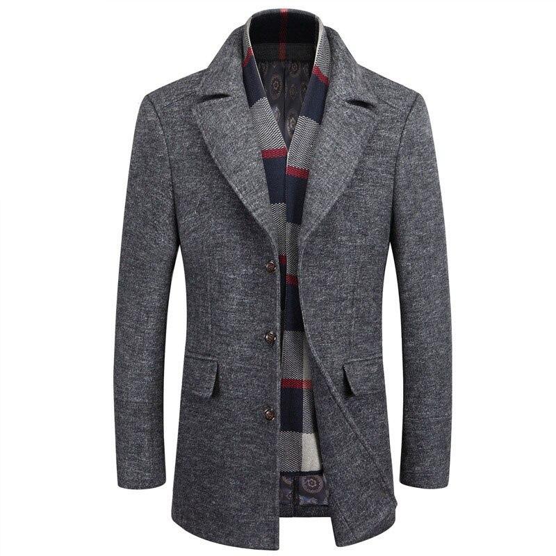 Online Get Cheap Wool Mens Coat -Aliexpress.com | Alibaba Group