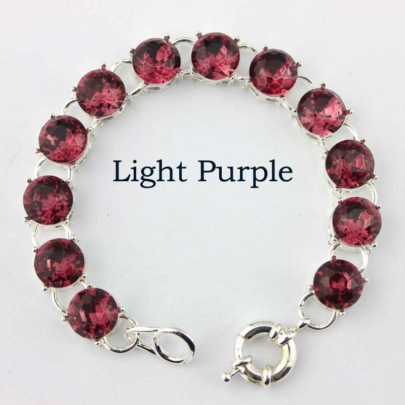 B1484 Silver Light Purple