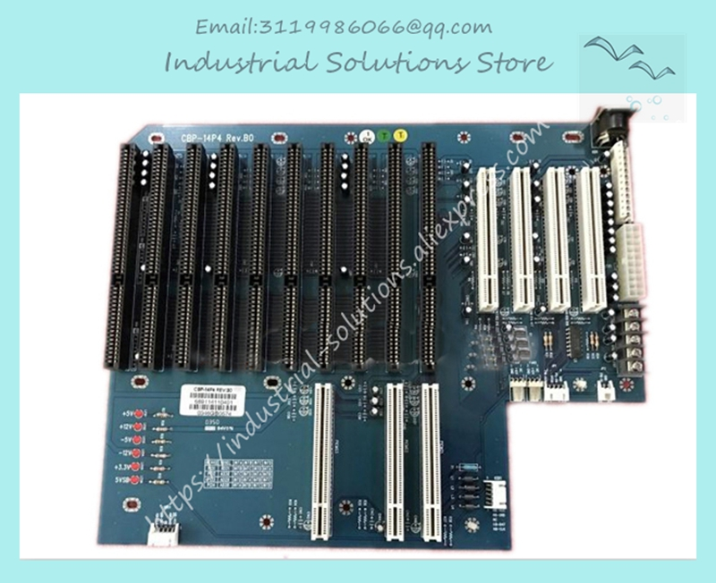 IPC board base plate CBP-14P4 10 * ISA 4 * pci AT ATX CBP-14P4 A0 C0 industrial motherboard base plate cbp 14p4 10 ias 4 pci adv an tech