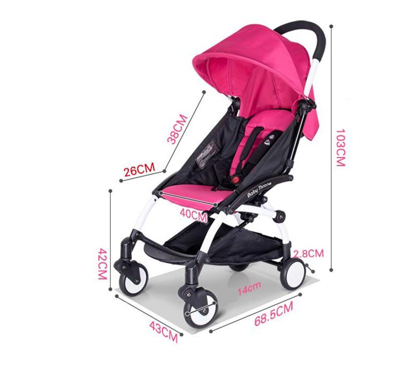 4 in 1 baby stroller23