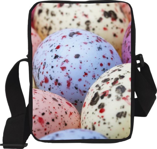 Hot sale Women Ladies Messenger Bag Fashion Handbag Animal Dinosaur Eggs  Printed Girls Messenger Bags Crossbody Bag Satchel Bag