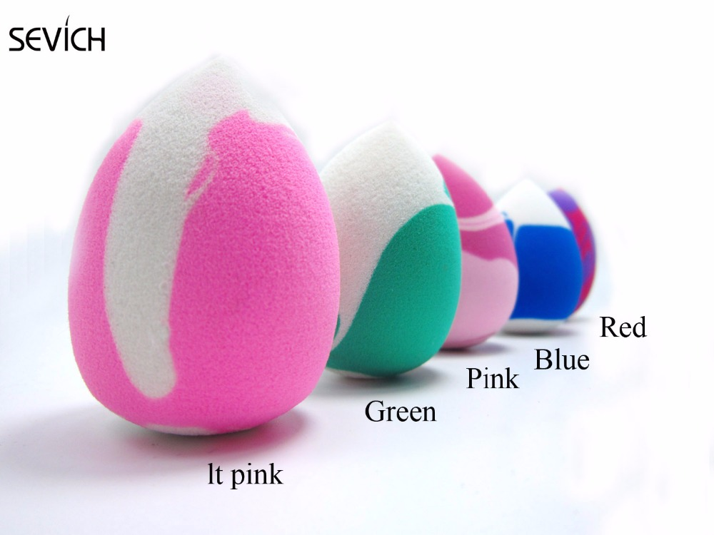 Grow Big Cosmetic Puff Sponge BB Egg Makeup Blending Sponge Puff Face Powder Foundation Soft Sponge