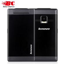 "3.5"" Original Lenovo MA388 GSM Cell Phone 480×320 FM MP3 Dual SIM Card Dual Standby 0.3MP Camera Bluetooth Old Man Cell Phone"