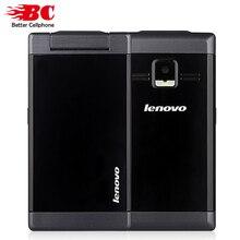 3.5'' Original Lenovo MA388 GSM Cell Phone 480x320 FM MP3 Dual SIM Card Dual Standby 0.3MP Camera Bluetooth Old Man Cell Phone