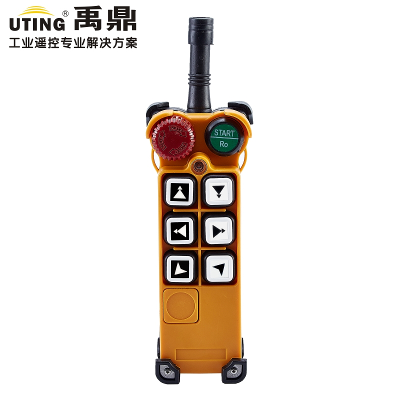Telecontrol F26-C2 industrial radio remote control for crane 1transmitter f21 e2 radio industrial remote control for crane 6 button 1transmitter 1receiver