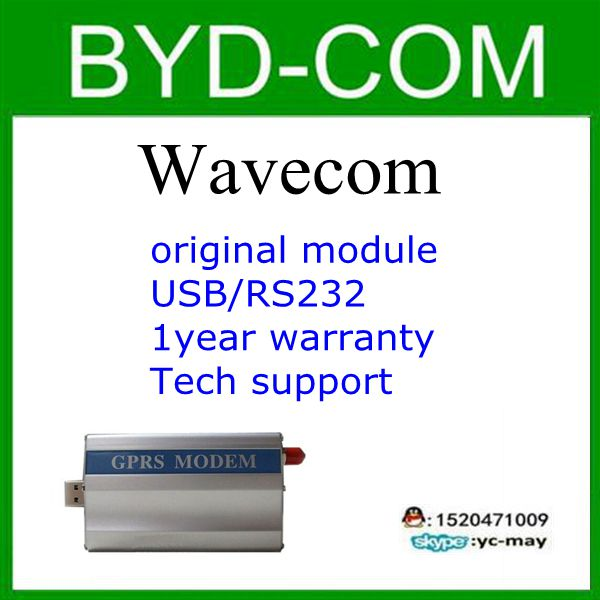 wavecom M1206B GPRS modem tcp ip at command support bulk SMS gsm lte modem simcom modules sim7100 for sms marketing data transfer at command 4g modem