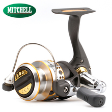 100% Mitchell Brand AV-P 1000 / 2000 / 3000 Full Metal Spinning Fishing Reel 9+1BB Spinner Fishing Carp Wheel 5.2:1