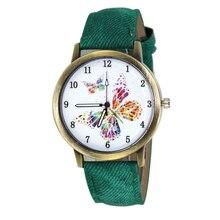 Excellent Quality Top New Design Women Watch Steel Case Leather Quartz Analog Wristwatch lady dress watch relogios feminino