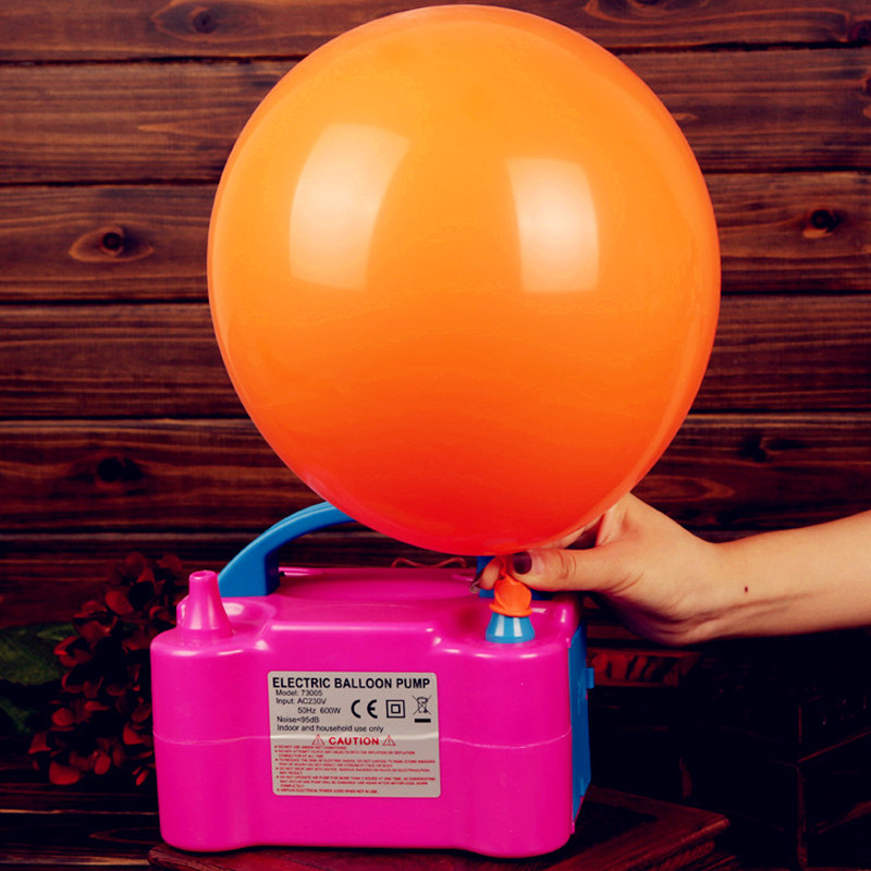 balloon inflating machine