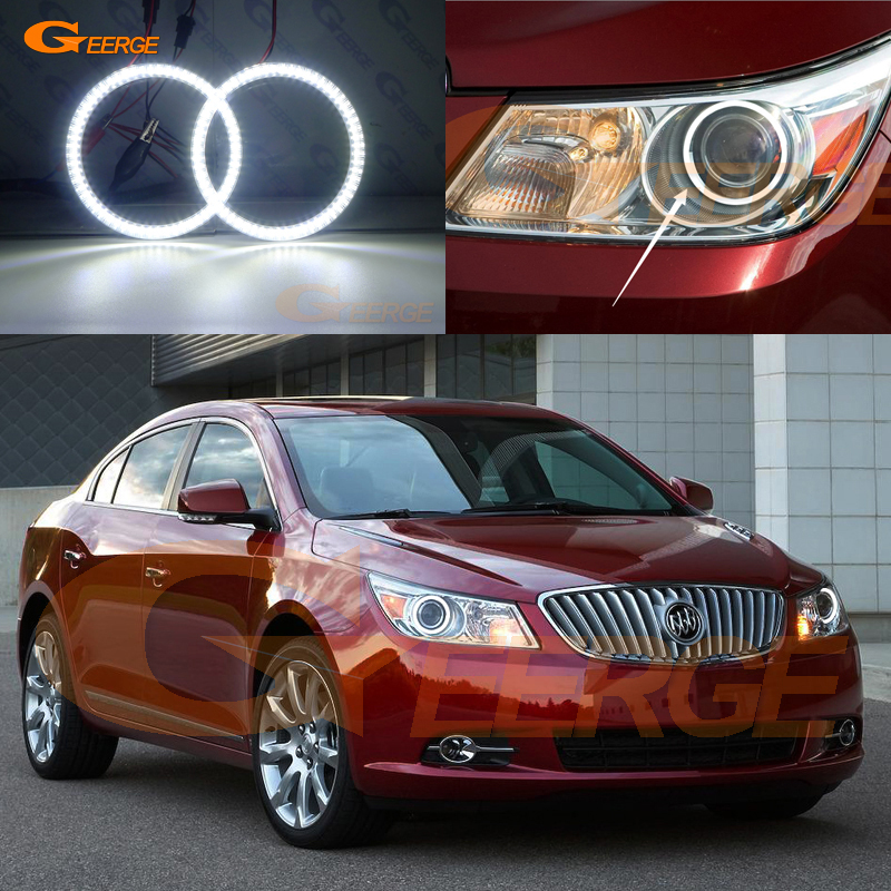 Buick Lacrosse 2013 For Sale: For Buick LaCrosse 2010 2011 2012 XENON HEADLIGHT Smd Led