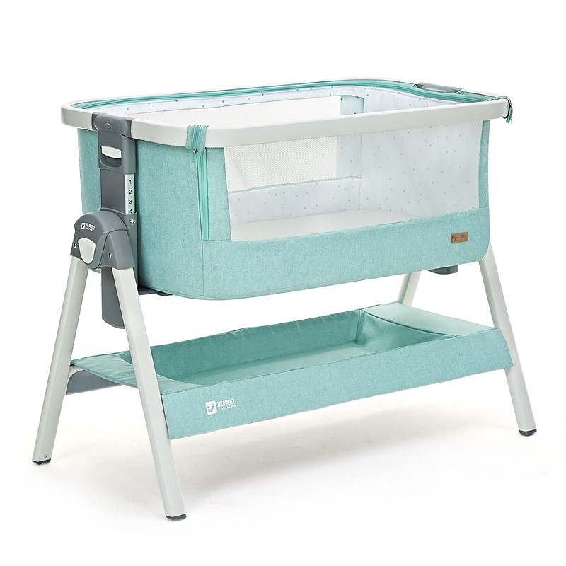 Brand baby bed  Portable Folding Bed travel Multifunctional Baby cradle send Mosquito Net Spits Anti Newborn Bb цена и фото