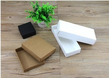 ( custom logo print ) large brown kraft gift box,black purple wedding gift box Big Christmas gift packaging boxes