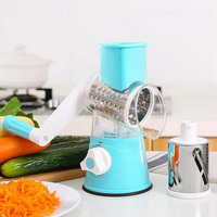 Kitchen Gadgets Manual Vegetable Cutter Multi functional Fruit Slicer Grater Shredder Kitchen Accessories Potato Cheese