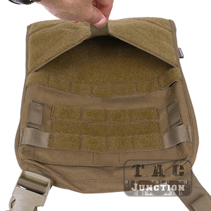Image 5 - Emerson chaleco táctico AVS versión pesada, militar, Hunting, protector, EmersonGear, portador de placa de armadura corporal