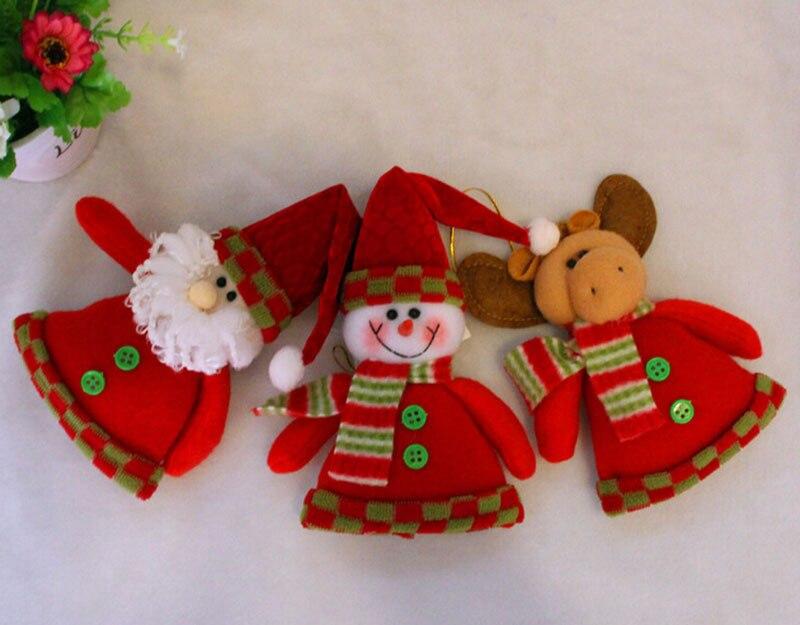 Hb007 regalos decoraciones de la navidad 11 17 cm navidad adornos