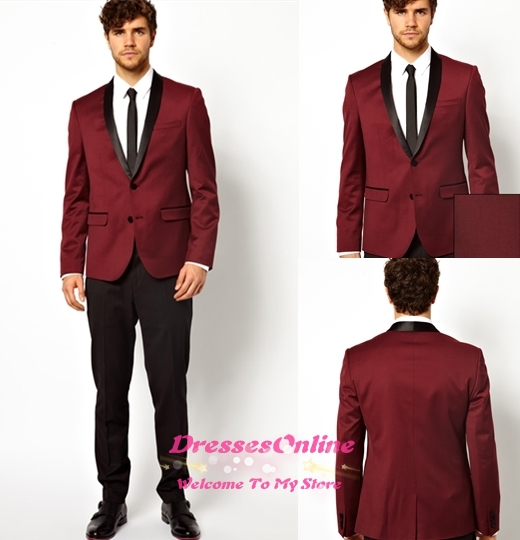 Prom Suits Red - Ocodea.com