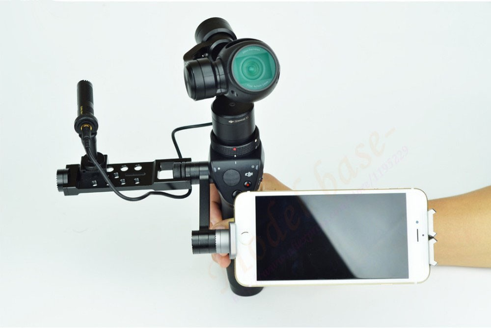 PGY 2Pcs/Lot Hot RC Accessories Pro Version Universal Frame Mount & Extended Arm for DJI OSMO