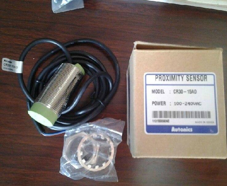 AUTONICS / Autonics CR30-15AO 100-240VAC Proximity Switch