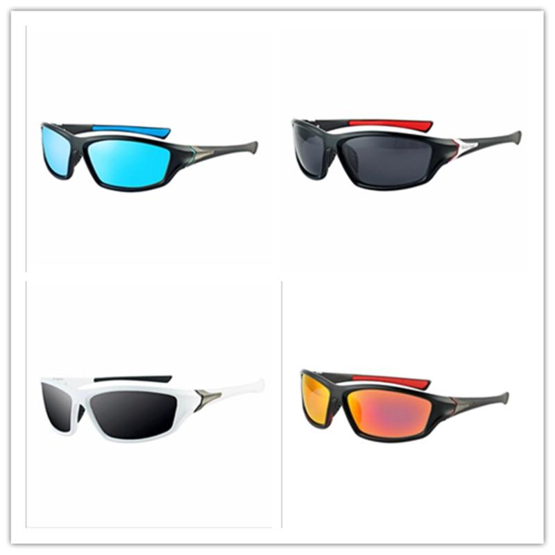 2019 new Sunglasses fishing polarized glasses men and women driving tourism outdoor sports glasses fishing glasses 0369