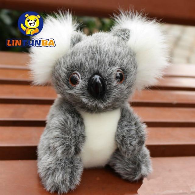 16 CENTIMETRI Nuovo Arrivo Super Cute Piccolo Koala Orso di Peluche Giocattoli Avventura Koala Bambola Di Compleanno Regalo Di Natale PT024 5