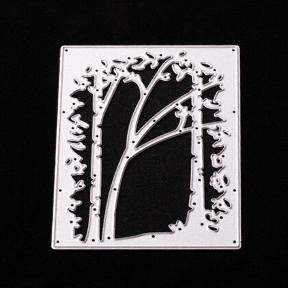 List of top bingkai kartu ucapan images - Pohon Dalam Bingkai Kartu Ucapan Scrapbook Craft Scrapbooking Die Dies 3d Stamp Diy Pembuatan Kartu Scrapbooking