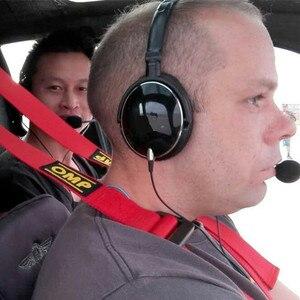 Image 2 - Casque daviation ANR, casque pilote ANR dans le monde, AH 6000, avec suppression de bruit élevée