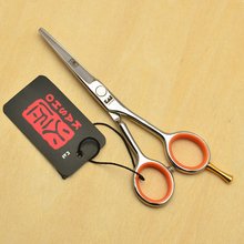 "4"" 12cm Japan Kasho 440C Professional Human Hair Styling Scissors Hairdressing Scissors Cutting Shears Smallest Scissors H1017"