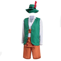 green male maid costume for men victorian maid costume hot german beer costume german beer maid costume