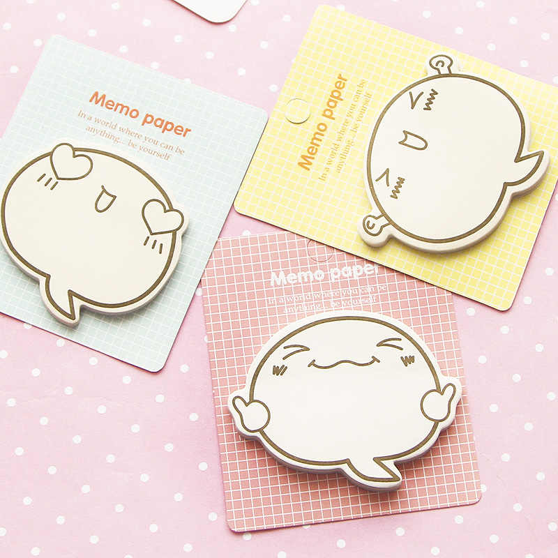 Pink Typewriter Sticky Post It Notes Planner Stickers Cute Stationery