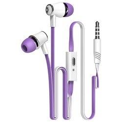 공식 원래 Langsdom JM21 이어폰 다채로운 헤드셋 고음질 이어폰 이어폰 높은 품질의 귀 전화 전화