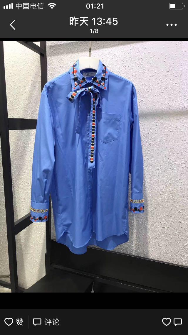 BH04496 Модные женские блузки и рубашки 2019 для подиума роскошный известный бренд Европейский дизайн вечерние Стиль Женская одежда
