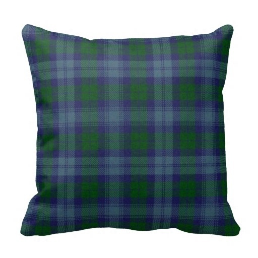 Ugly Traditional Sutherland font b Tartan b font Plaid Pillow Case Size 20 by 20 Free
