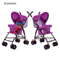 2017 New Baby Stroller Light Folding Baby Umbrella Shock Absorber Children Trolley Can Take Jane Baby Stroller YD134