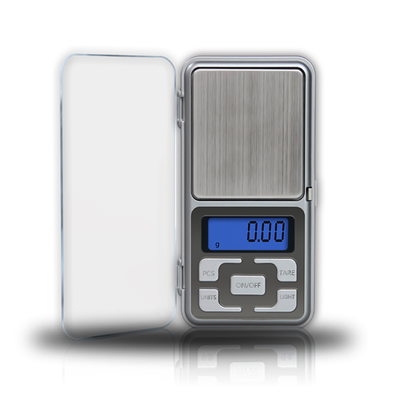 100g x 0.01g Mini Digital Pocket Scale Electrionic LCD Precision Balance Jewelry Scale Diamond Measure Machine Kitchen Food Diet