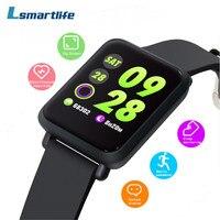 M28 Смарт часы большой Экран монитор сердечного ритма крови Давление крови кислородом Мульти Спорт режим Плавание Smartwatch Спорт 3