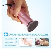 Foot Care Pedicure Skin Remover Callus File Hard Tool Dead Dry Electric Rasp Portable Pedicure Smooth