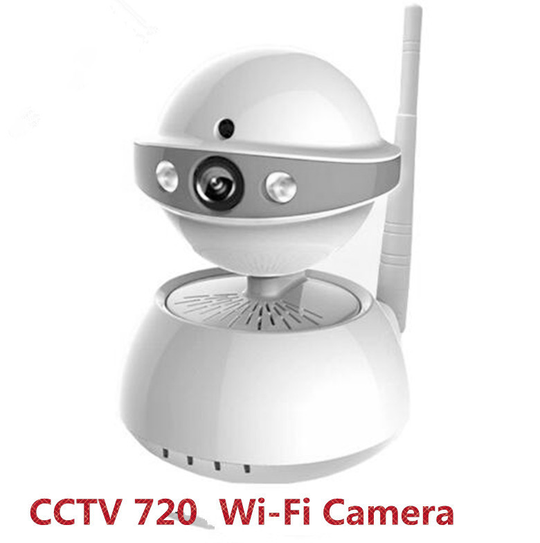 Yumiki Wifi IP Camera 720P Wireless Mini CCTV P2P Camera Baby Monitor Security P/T Micro TF Card Camera Free IOS & Android APP