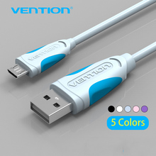 Vention Micro USB Cable Fast Charging line for Android Mobile Phone Data Sync Charger Cable For Samsung HTC LG Sony