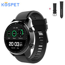 Kospet Brave Smart watch PK I4 AIR 1.39 inch IPS screen Smart Watch 4G Calling Pedometer Heart Rate for samsung IOS$Android(China)