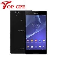 Original Sony Xperia T2 Ultra XM50h Dual Sim Mobile Phone 6 Quad Core 13 0MP GPS