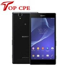 """Оригинальный sony xperia t2 ultra xm50h dual sim мобильный телефон 6 """"Quad Core 13.0MP GPS NFC 3 Г Сотовые Телефоны Восстановленное"""
