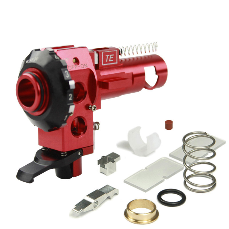 US $49 59 20% OFF|Aliexpress com : Buy New CNC Aluminum Hop Up Chamber For  Airsoft AEG M4 M16 upgrades Hunting Accessories from Reliable Hunting Gun