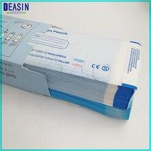 200 шт./лот 90x260 мм 135x285 мм стоматологические Самоуплотняющиеся стерилизационные мешочки медицинские сумки стерилизация сумки нет необходимости запайки машины