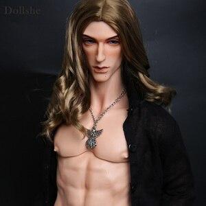 Image 4 - Dollshe DS Grant Phillippe 28M bjd sd doll 1/3 body model boys Doll BJD oueneifs High Quality toys free eye beads  shop