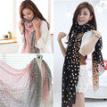 Fashion Wool Winter Scarf Women Spain Scarf Plaid Thick Brand Shawls and Scarves for Women 170*80cm