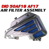 Motorcycle Filters Air Filters & Systems For Honda dio 50 DIO50 AF18 AF17