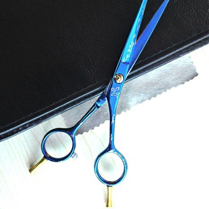 Tesouras para cabeleireiros de 5.0 polegadas tesoura